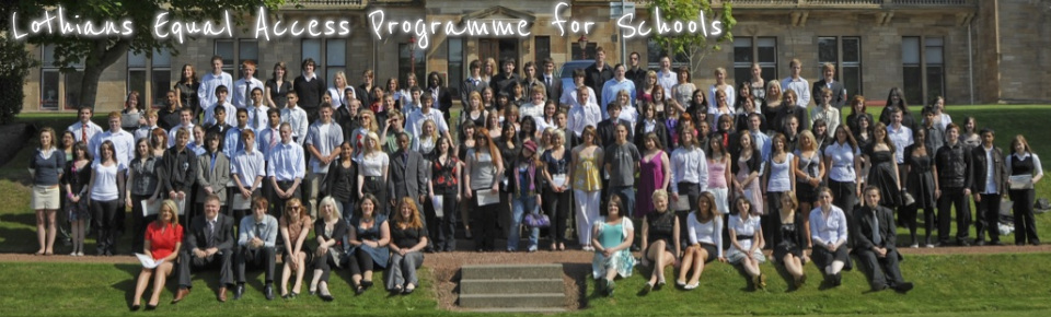 Lothians Equal Access Programme for Schools